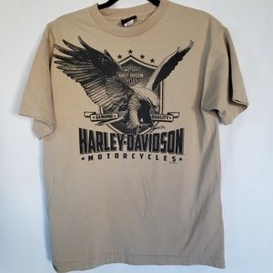 Harley-Davidson 2013 Panama City motorcycle shirt